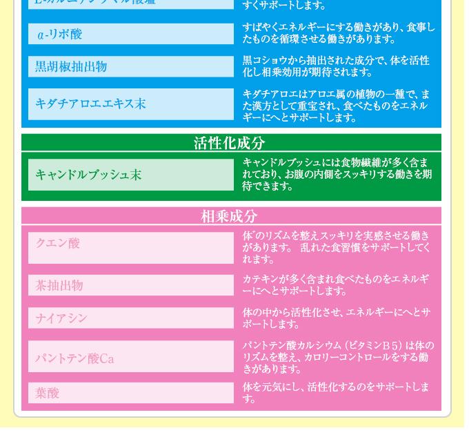 スーパーカットボディーの特徴5