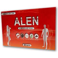 ALEN(アレイン)ダイエットサプリの商品画像