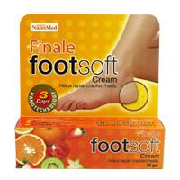 かかとの角質ケアクリーム Finale Footsoft creamの商品画像