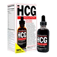 TheHCGソリューションリキッドの商品画像
