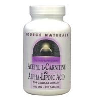 アセチルL-カルニチン&アルファリポ酸650mgの商品画像