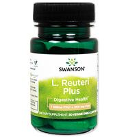 Lロイテリ菌プラス30錠(Swanson)の商品画像