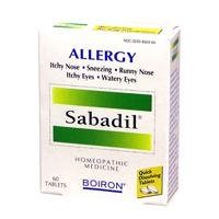 サバディル(アレルギー)