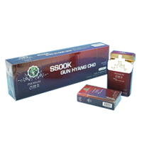 禁煙ヨモギタバコ(赤色)の商品画像